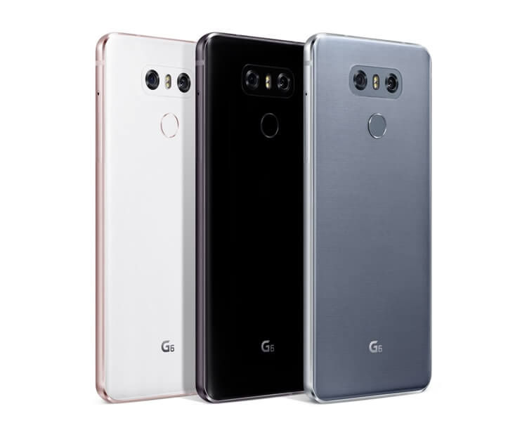 LG G6 flagship smartphone with HDR screen now official : NoypiGeeks