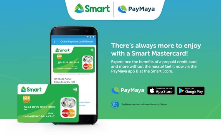 Smart-PayMaya-Tap-Go-Mastercard