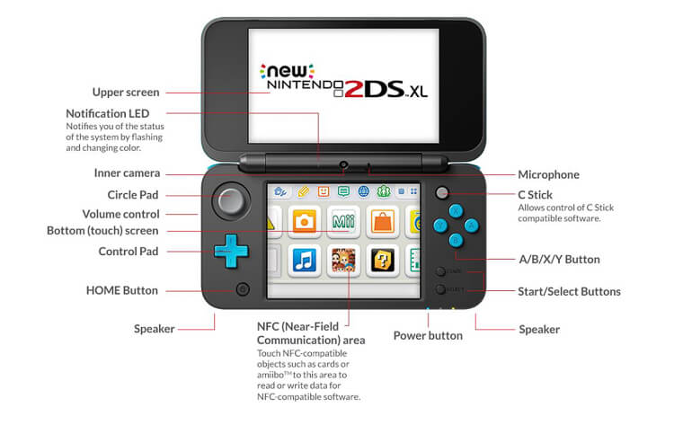 Nintendo 2DS XL-4