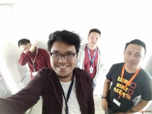 OPPO F3 Plus Groufie