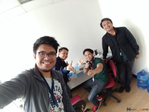 Sample OPPO F3 Plus Groufie