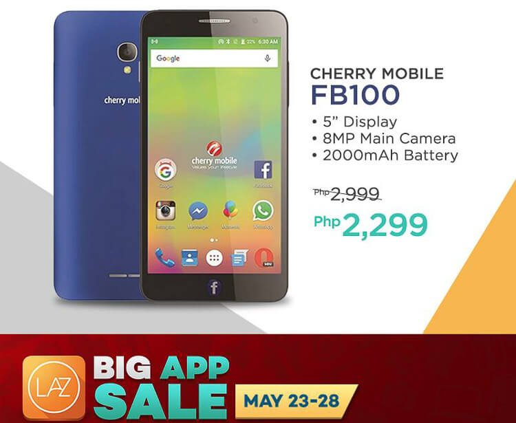 Cherry Mobile FB100 Sale Discounted-1
