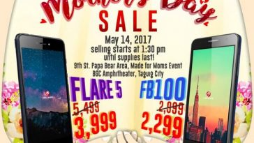 deal alert save php1 500 off the cherry mobile flare 5 this mother