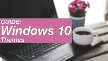 How To Install Download Windows 10 Themes - NoypiGeeks