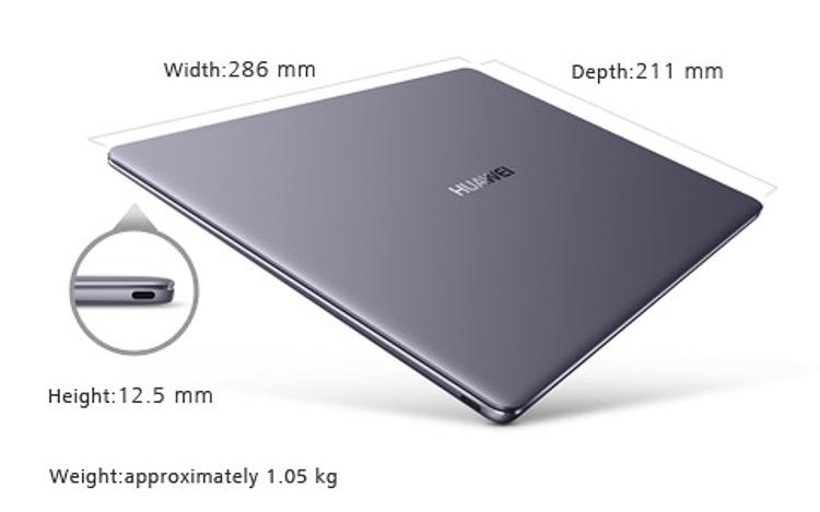 The new Huawei MateBook X is a MacBook copycat