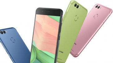 Huawei Nova 2 and Nova 2 Plus: Dual-cameras, iPhone look-alikes