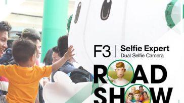 OPPO F3 Roadshow-1
