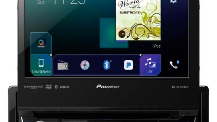 Pioneer-NEX-Android-Auto-2017
