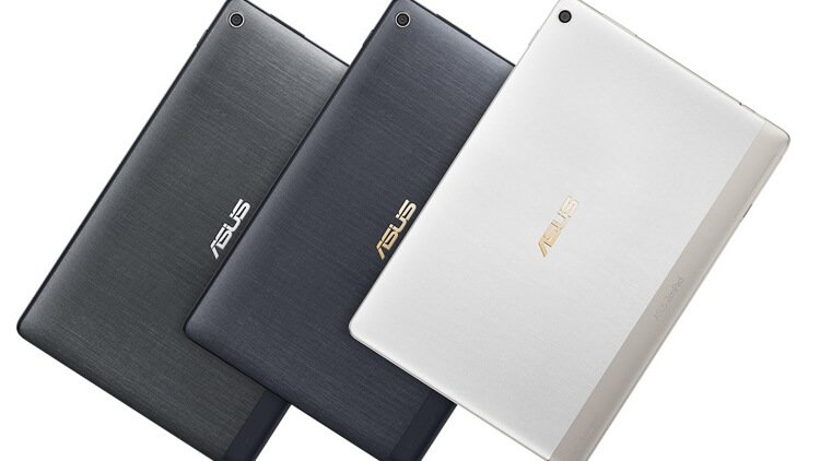 ASUS ZenPad 10 tablets