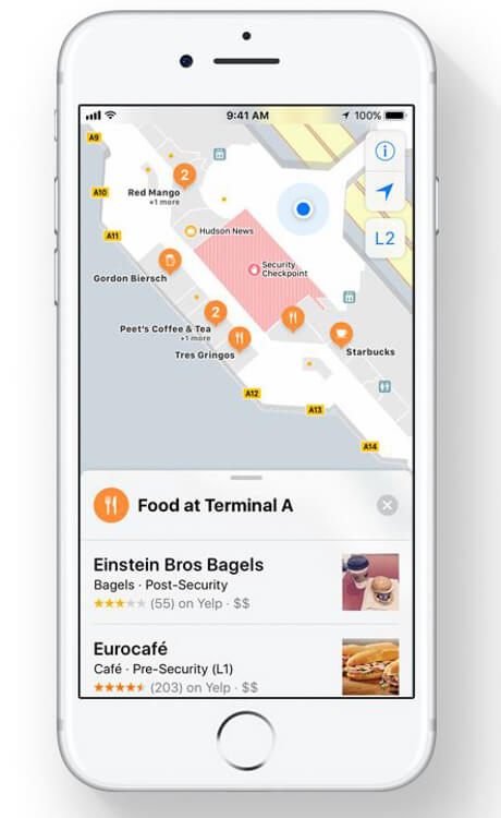 Apple is not giving up on Maps - Apple iOS 11