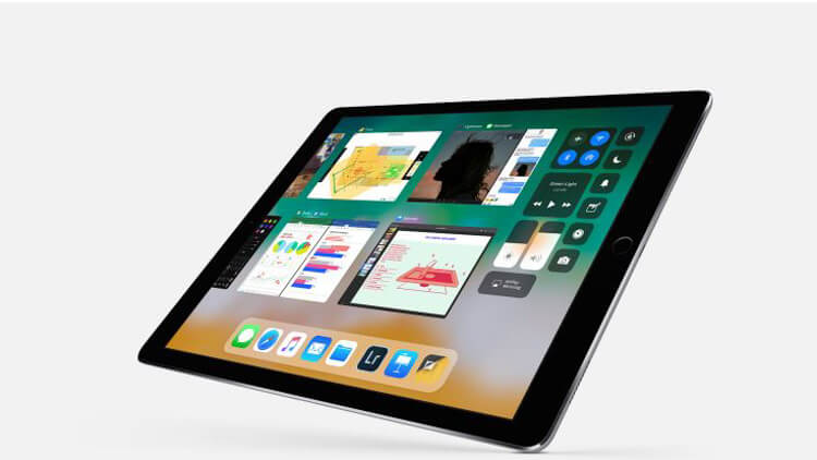 Apple iOS 11 for the iPad- NoypiGeeks