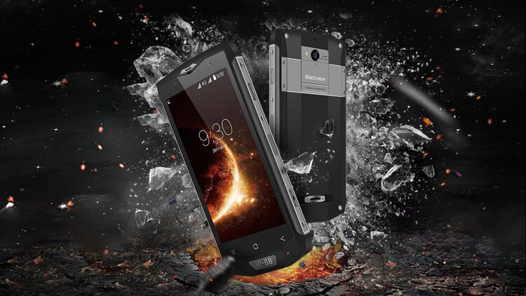 Blackview BV8000 Pro: Rugged smartphone with 6GB RAM, 16MP Samsung