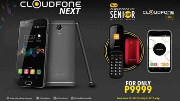 Cloudfone bundle promo