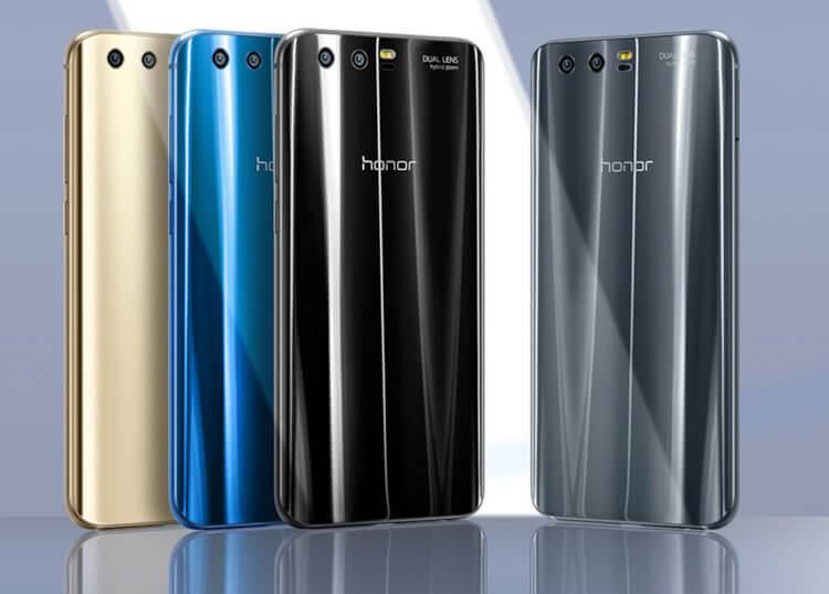 Huawei Honor 9 - NoypiGeeks