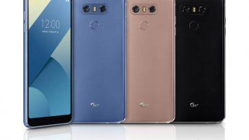 LG G6 Plus - Full Specs, Price, Release Date