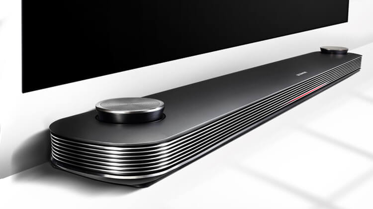 The 77-inch LG OLED Wallpaper TV costs as much as a brand ...