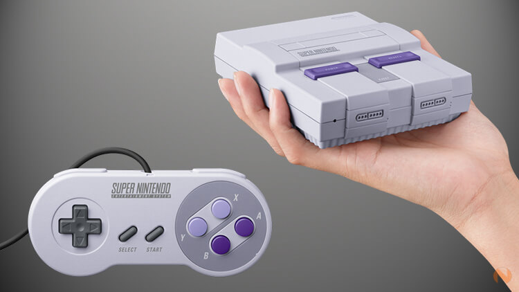 Nintendo SNES Classic Edition - Price, Specs, Availability