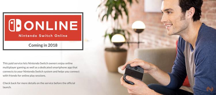 Nintendo Switch online service - NoypiGeeks