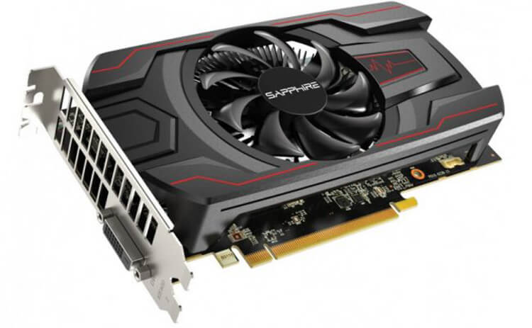 Sapphire's new Radeon video cards are made for miners