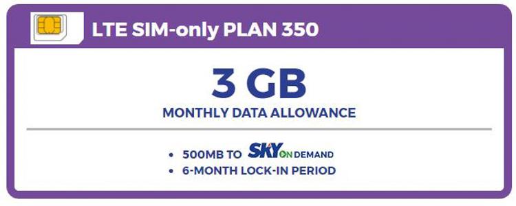 SkyMobi SIM-only Plan