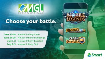 Smart Mobile Gaming League