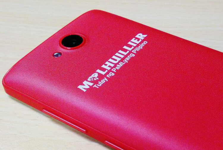 Starmobile M Lhuillier Smartphone - NoypiGeeks
