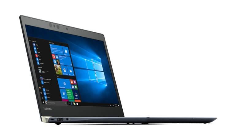 Toshiba Tecra X40 business laptop