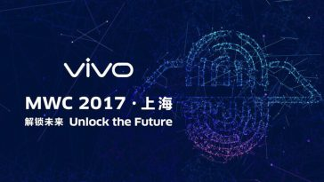 Vivo on-screen fingerprint scanner