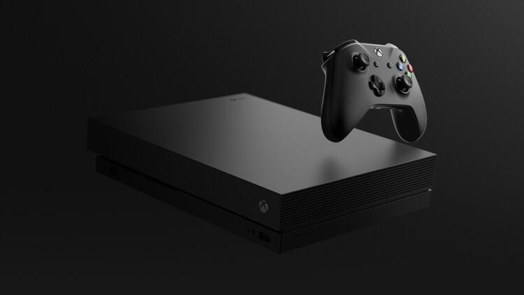 Xbox One X - NoypiGeeks