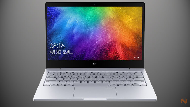 Xiaomi upgrades the Mi Notebook Air with Intel 7th-Gen CPU, fingerprint scanner, and more