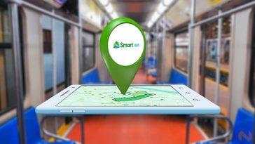 SmartWiFi LRT stations