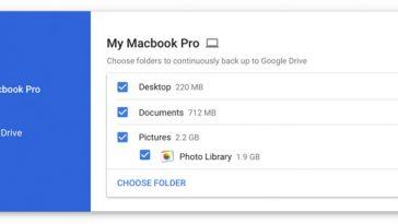 Google Drive Backup Sync