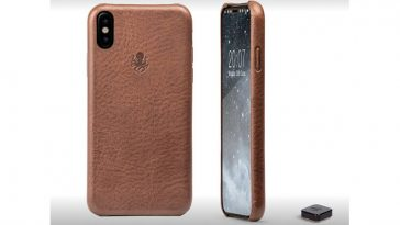 iPhone 8 leaked case
