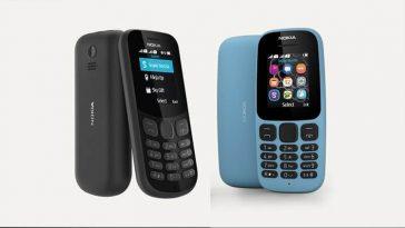 Nokia 105, Nokia 130 - NoypiGeeks