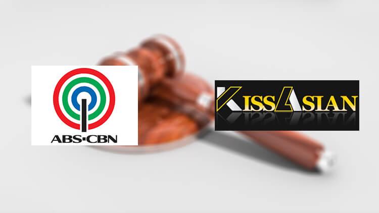 ABS-CBN win case Kissassian