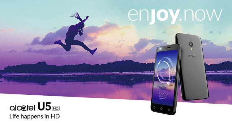 Alcatel U5 HD - NoypiGeeks