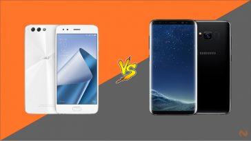 ASUS Zenfone 4 Pro vs Samsung Galaxy S8 - NoypiGeeks