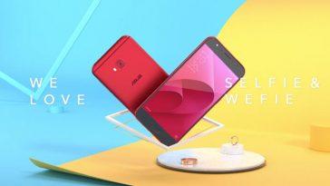 ASUS Zenfone 4 Selfie and Selfie Pro