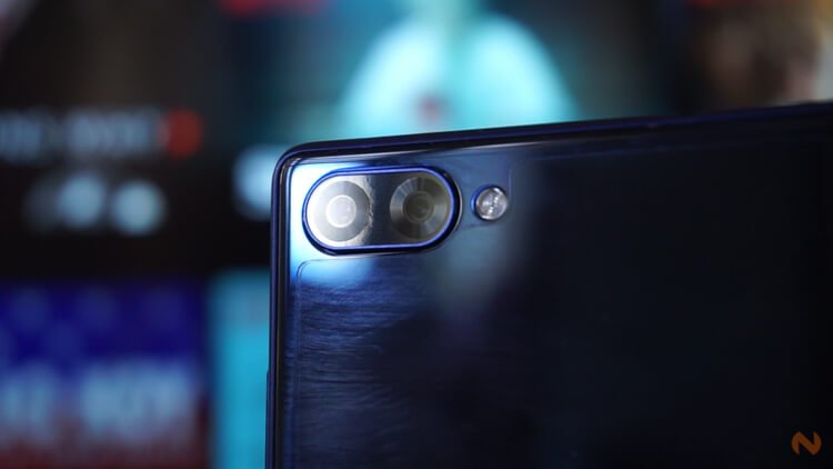 Doogee Mix Camera