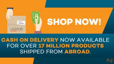 lazada philippines cash on delivery international