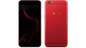 oppo-f3-red-variant