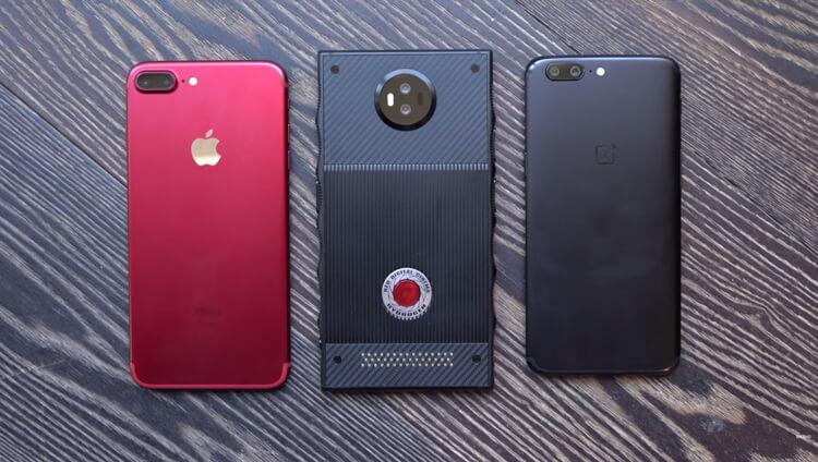 red-hydrogen-one-design