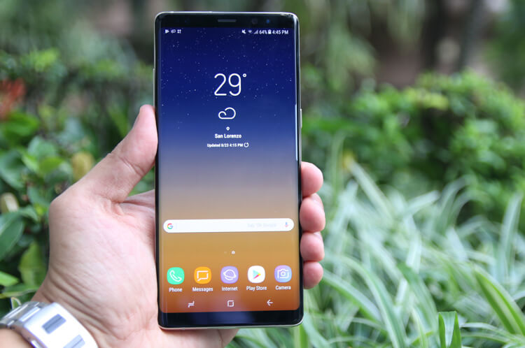 Samsung Galaxy Note 8 Price and Availability
