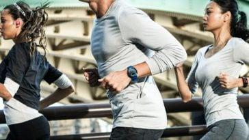 Samsung Gear Sport, Gear Fit2, and IconX