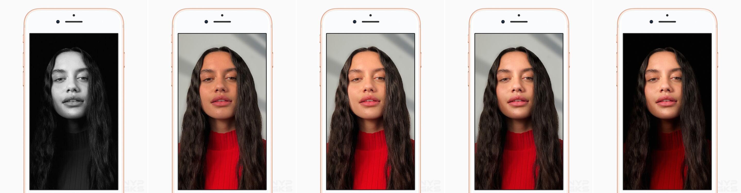 IPhone 8 Camera Feature