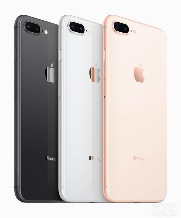 Apple iPhone 8 and iPhone 8 Plus Specs