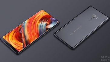 Xiaomi Mi Mix 2 - NoypiGeeks
