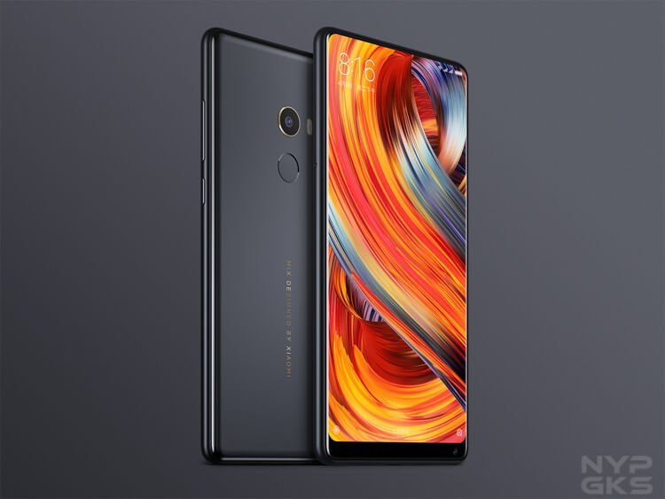 xiaomi mi mix 2 full specs sheet