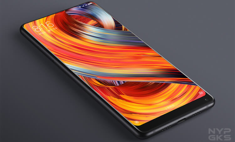 Xiaomi Mi Mix 2 Availability