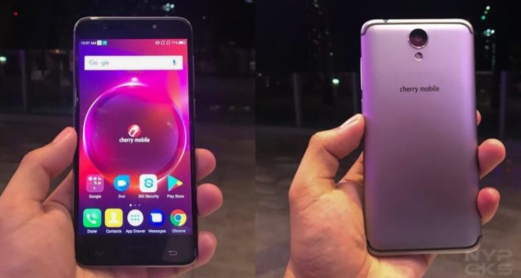 Cherry Mobile Flare S6 Selfie price specs features availability